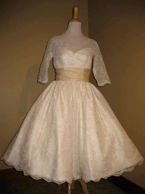 New york 1950s vintage themed dolly couture sizes 12 for Sell wedding dress nyc