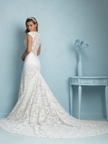 BRAND NEW ALLURE BRIDALS STYLE 9206
