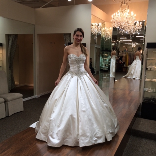 ba26c3bdad83 Virginia : Allure Bridals style 9003 : Sizes 2 - 4