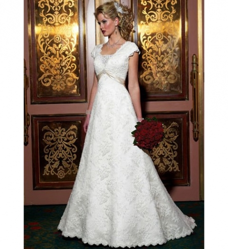 "Maggie Sottero ""Grace Kelly"" Size 0"