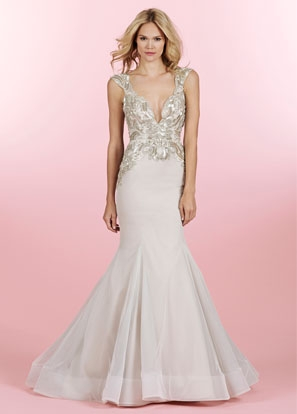 Hayley Paige 6463 Wedding Dress