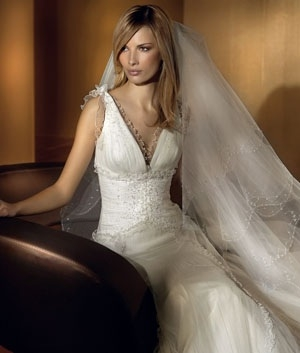Utah never worn san patrick pronovias sizes 6 8 for How to sell wedding dress never worn