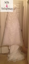 SZ 12 Brand New Wedding Dress