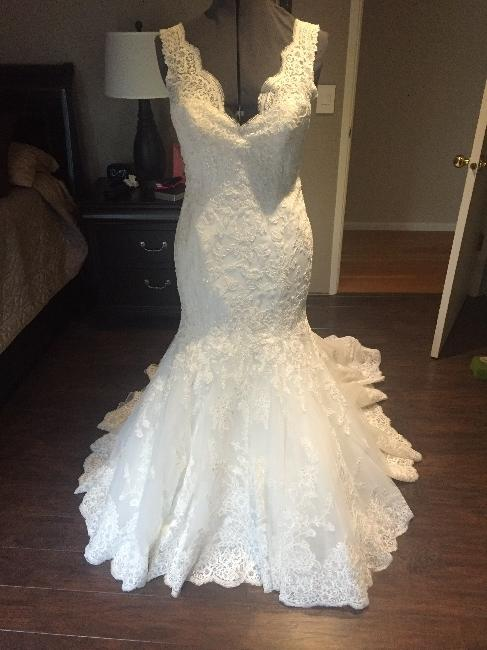 Brand New Mori Lee Dress