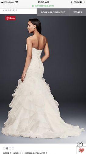 a464edb3ae3a4 Mermaid wedding dress
