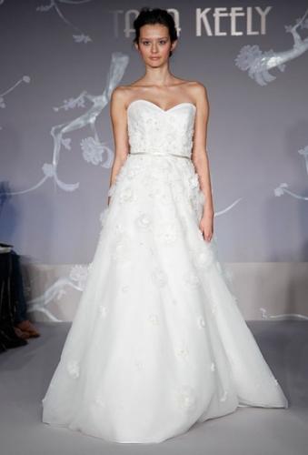 Tara Keely Sample Dress Never Worn