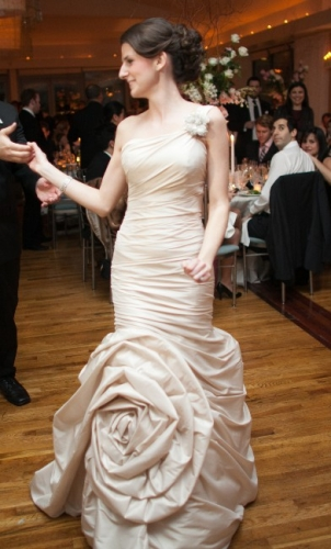 Ines Di Santo Chiara Wedding Dress